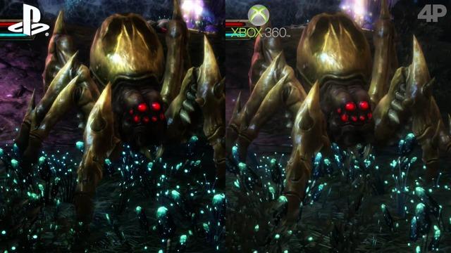 Grafikvergleich PS4 vs. 360