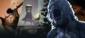 Was erscheint neben The Medium und Resident Evil Village ?