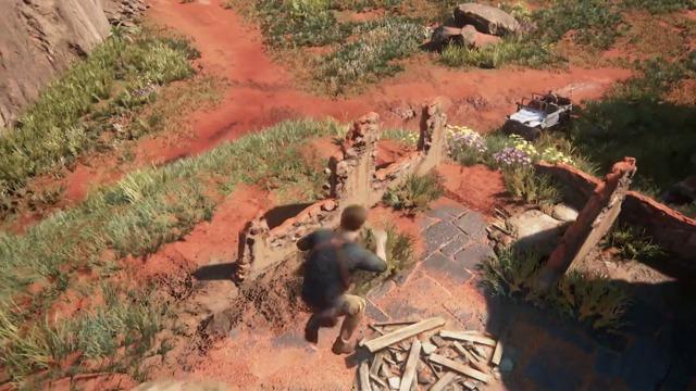 Nathan Drake in Madagaskar