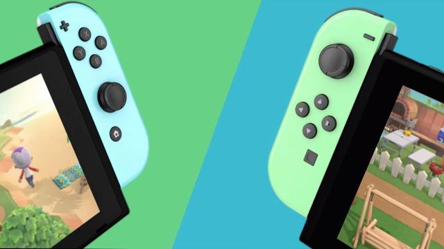Nintendo Switch Animal Crossing: New Horizons-Edition