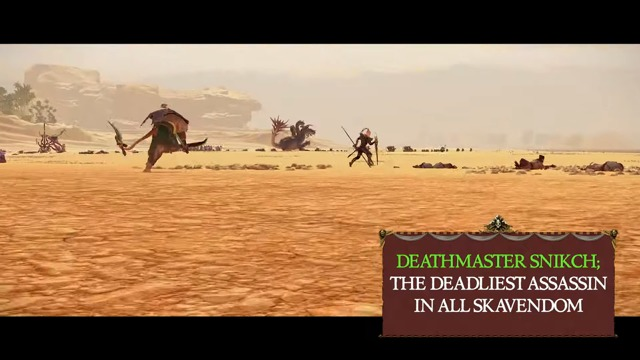 The Shadow & The Blade Launch Trailer
