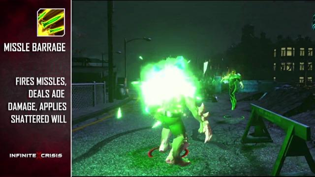 Green Lantern-Profile