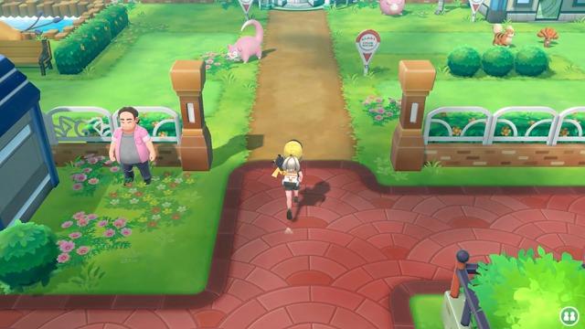 Pokémon-Übertragung von Pokémon Go zu Let's Go
