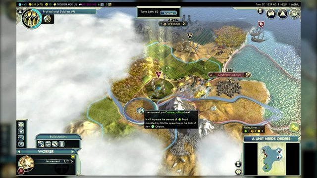 Spain and Inca-Video (DLC)