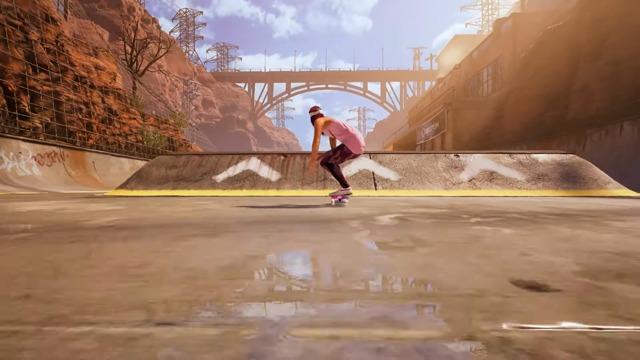 New Skater Announce