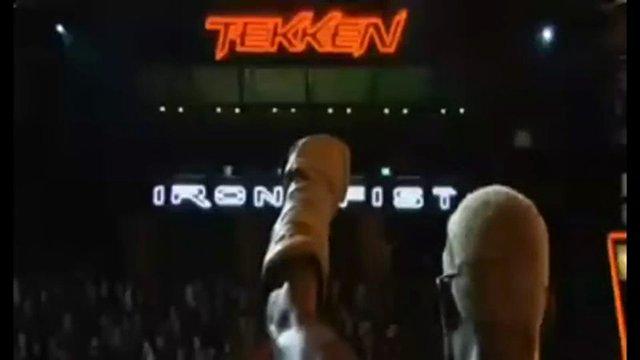 Tekken Movie-Trailer