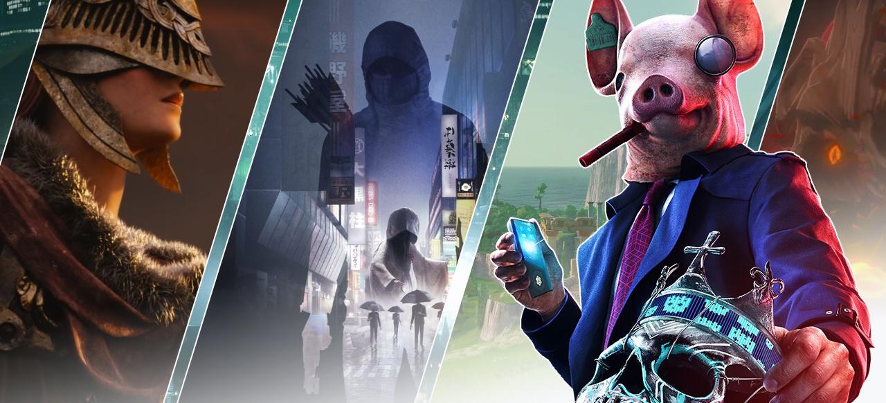 Welche neuen Spiele konnten auf der E3 punkten?