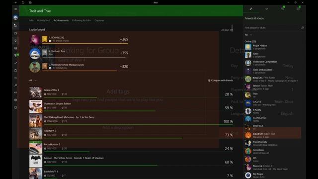 Xbox Holiday Update Walkthrough