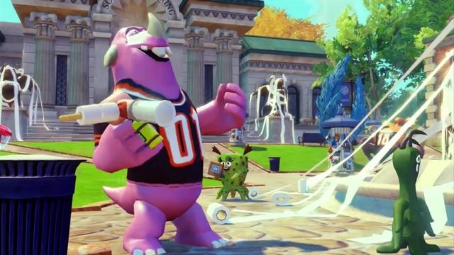 Monster University-Playset