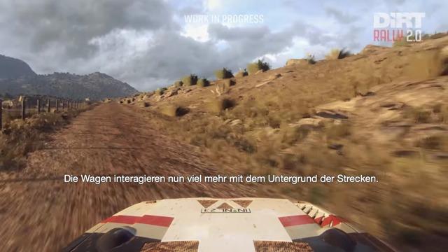 Raising the Game | DiRT Rally 2.0 | Dev insight series [DE]