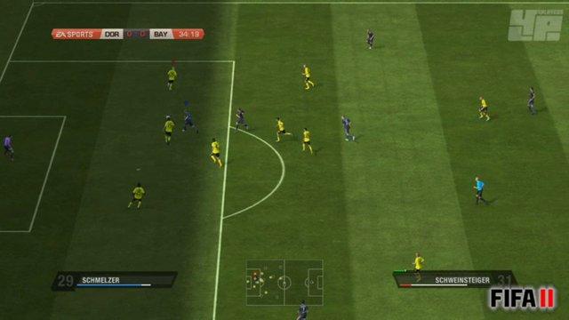FIFA-PES-Vergleich - Torwart-KI