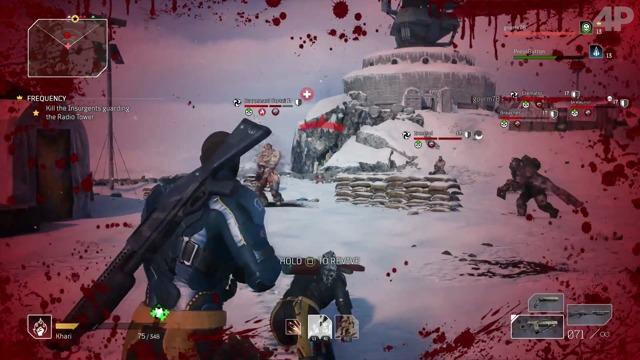 Exklusive Spielszenen (PS5)