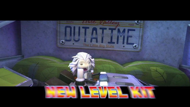 Back to the Future-Levelkit