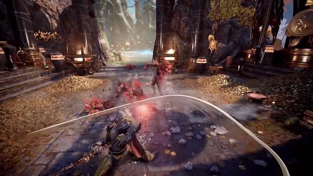Combat Overview - PS5 Gameplay Walkthrough