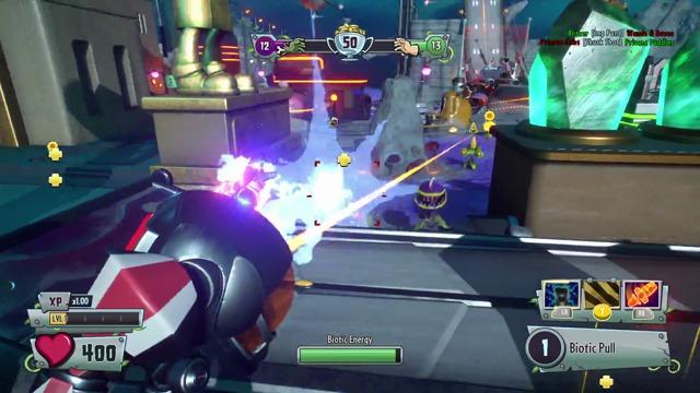 Grass Effect Z7-Mech Gameplay Reveal Trailer