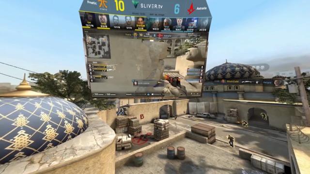 IEM Oakland VR-Trailer