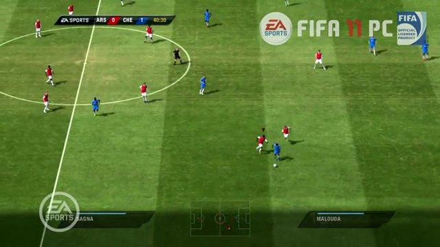 Arsenal vs Chelsea (PC)