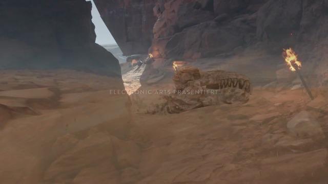 Die Planeten von Battlefront