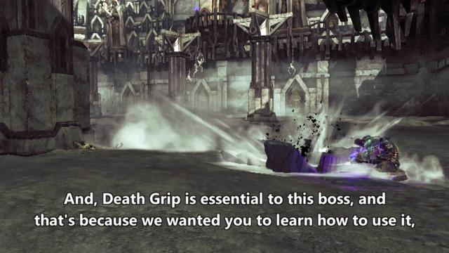 Spoiler: Gnashor-Bosskampf
