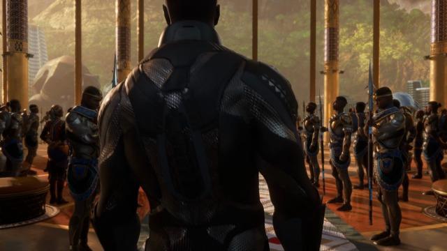 War for Wakanda Cinematic Trailer