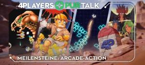 Drei Redakteure, drei Meilensteine: Arcade-Action