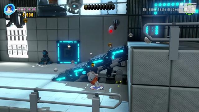 Portal-Spielszenen