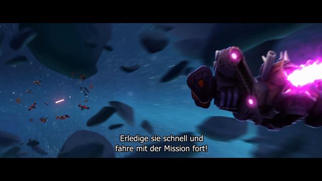 Crimson Moon: Webisode
