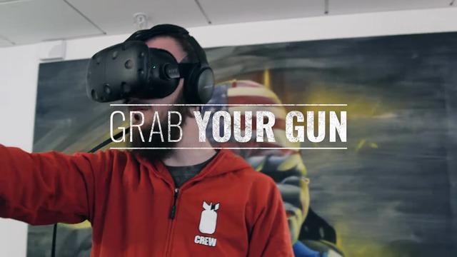 Teaser-Trailer: Payday VR