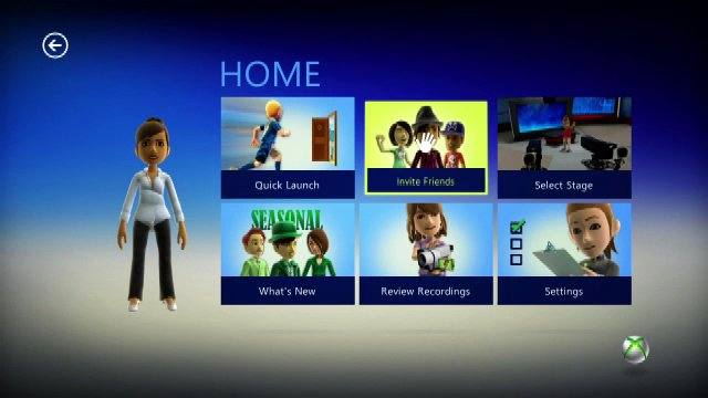 Avatar Kinect Ankündigung