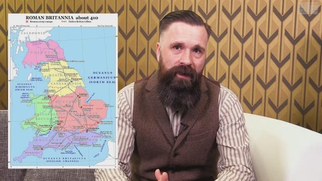 Einführung in die Geschichte der Angelsachsen