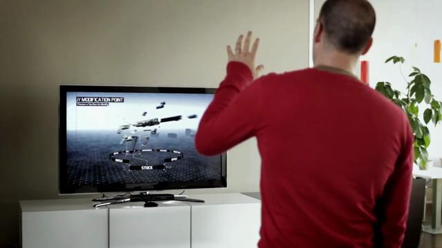 Kinect-Trailer