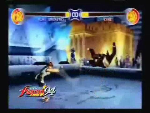 King of Fighters '94 Rebout Gameplay Video 1
