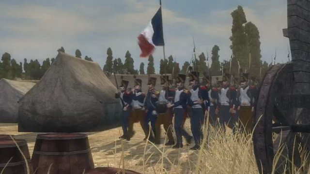 Peninsular Campaign-Trailer