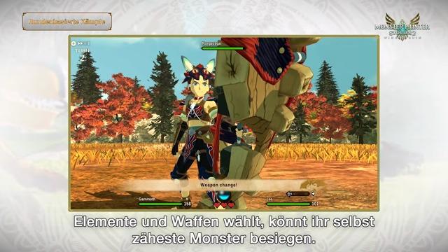 Monster Hunter Digital Event - April 2021