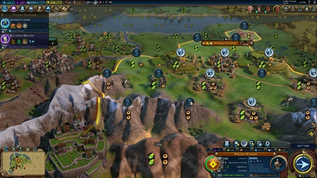 First Look: Inca
