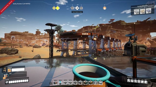 Video-Test (Early Access): Fabrikaufbau mit Update 4