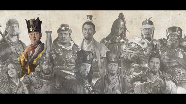Warlords of the Three Kingdoms