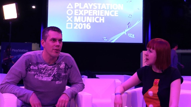 Reportage: Playstation Experience 2016