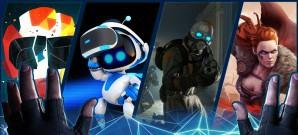 Die zehn besten VR-Spiele