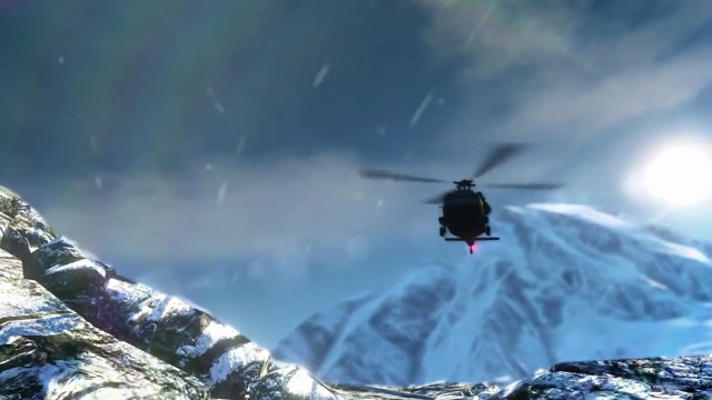 Siberian Strike DLC-Trailer