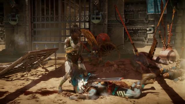 Kotal Kahn Reveal Trailer