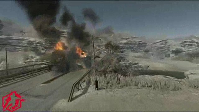 Crysis Wars - Karte Savanna