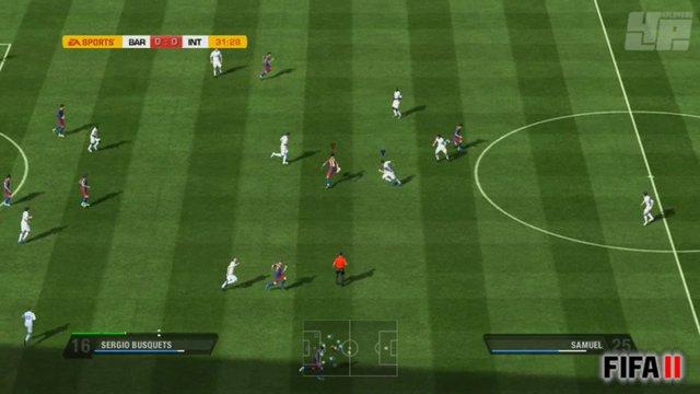 FIFA-PES-Vergleich - Ballphysik