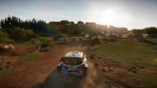 Safari Rally Kenya Gameplay