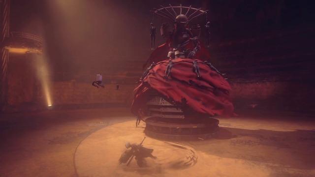 E3-Spielszenen 2016: Bosskampf
