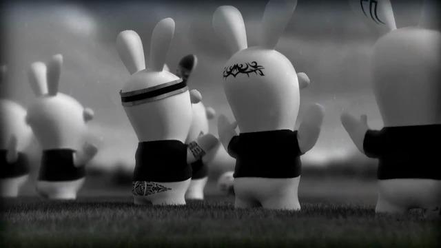 Rugby Haka-Trailer