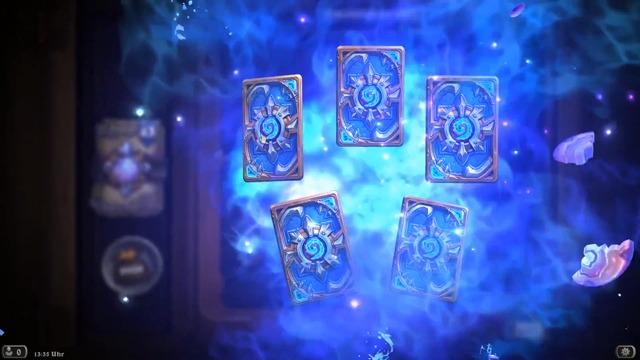 70 Kartenpackungen