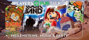 Meilensteine und prägende Spiele von Mario Party bis Rockband