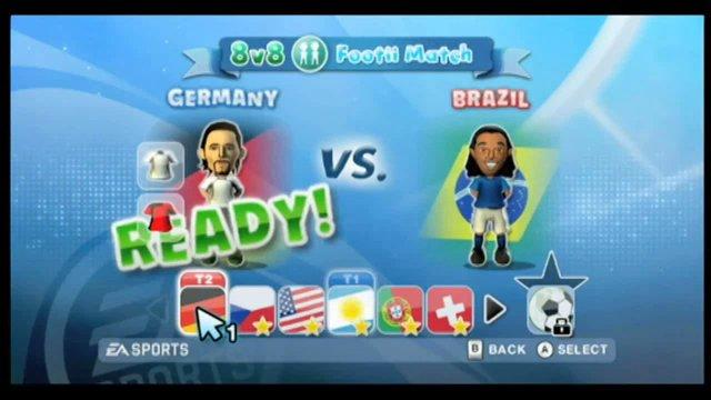 Entwickler-Vorstellung Wii-Version