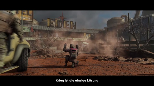 Apocalypse Event Trailer